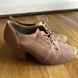 Dr.Scholl's Ankle Oxford Booties
